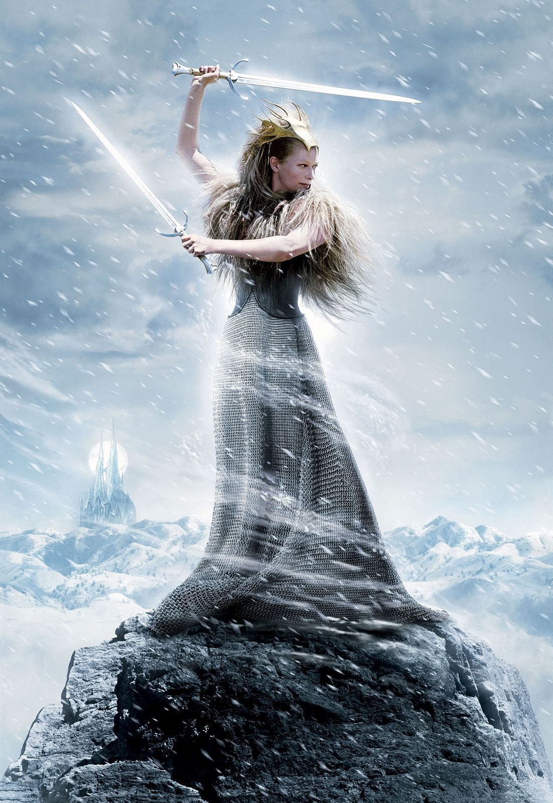 Jadis - Queen of Narnia, also known as the White Witch. Part giant ...