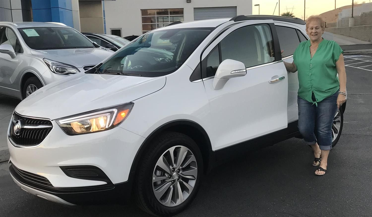 Reba We Hope You Enjoy Your New 2019 Buick Encore