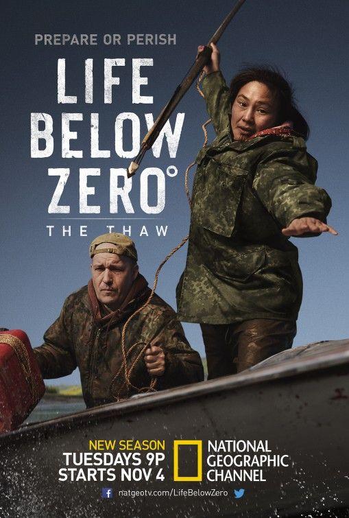 Life Below Zero Tv Poster Life Below Zero Life Tv Show Music