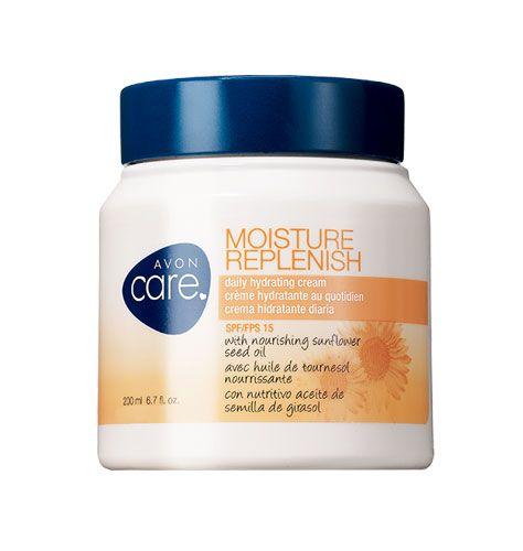 Avon Care Moisture Replenish Daily Hydrating Cream SPF 15