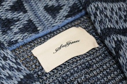 Sea GreenCotton knit