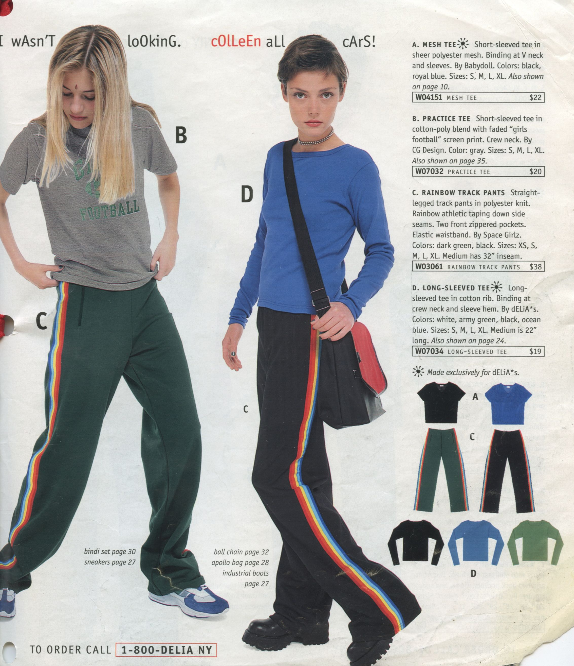 Color Trends What S New What S Next: 90s DELiA*s Obsession