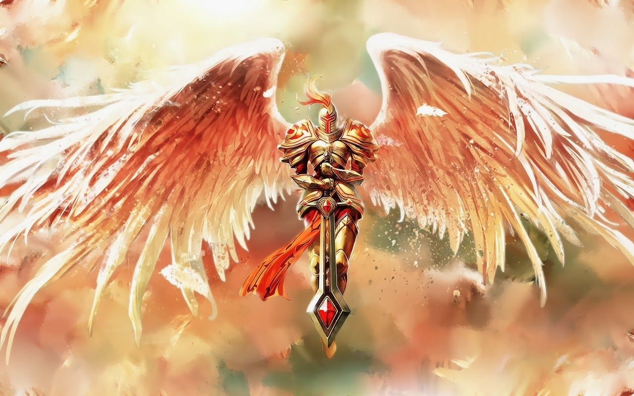 47 Kayle (League Of Legends) HD Wallpapers | Backgrounds