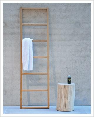 Holz Handtuchleiter Hipana Eiche Handtuchhalter In 2020 Handtuchleiter Handtuchhalter Holz Kleiderleiter