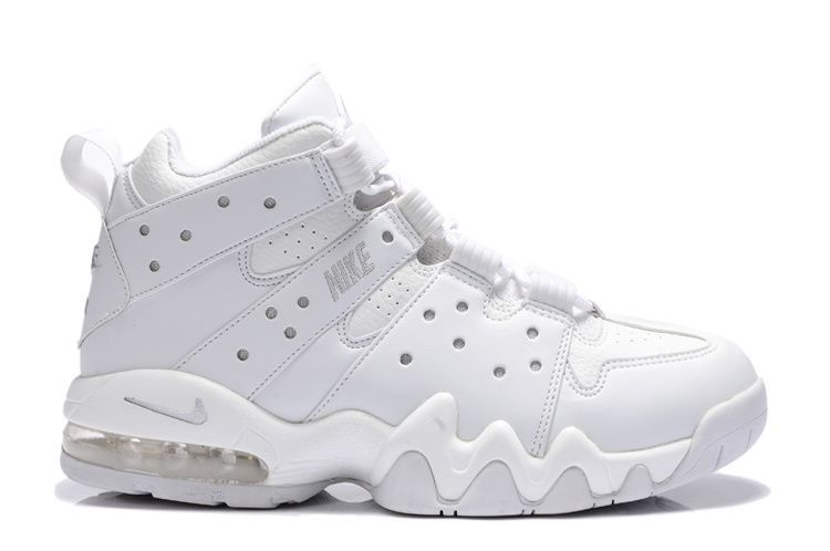 92a4caa307 Nike Air Max2 CB '94 (Charles Barkley) All White | cheap in 2019 ...