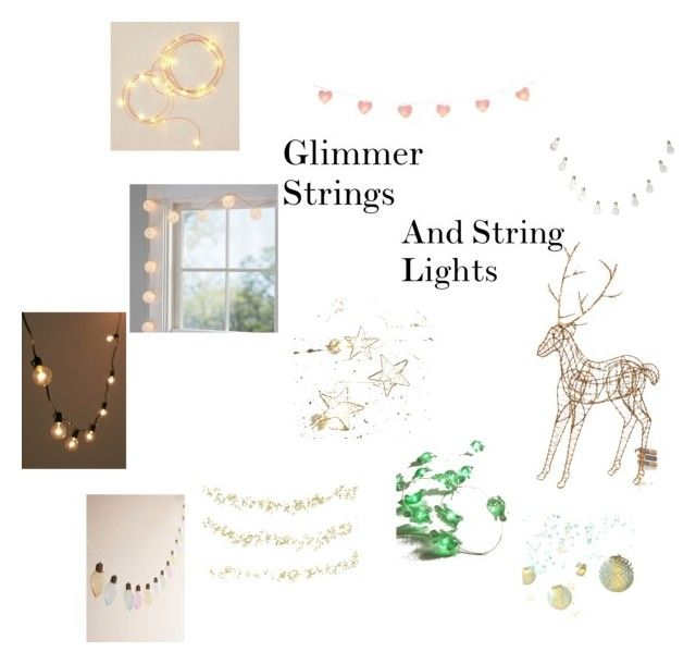 """""""Unique Lighting"""" by whitecastlenine on Polyvore featuring interior, interiors, interior design, home, home decor, interior decorating, Pier 1 Imports, Urban Outfitters, PBteen and Sage & Co."""