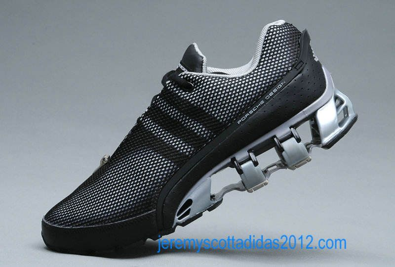 fef6439497934 Adidas Porsche Design Sport Bounce S P5000 Running Shoes 2012 Black Silver
