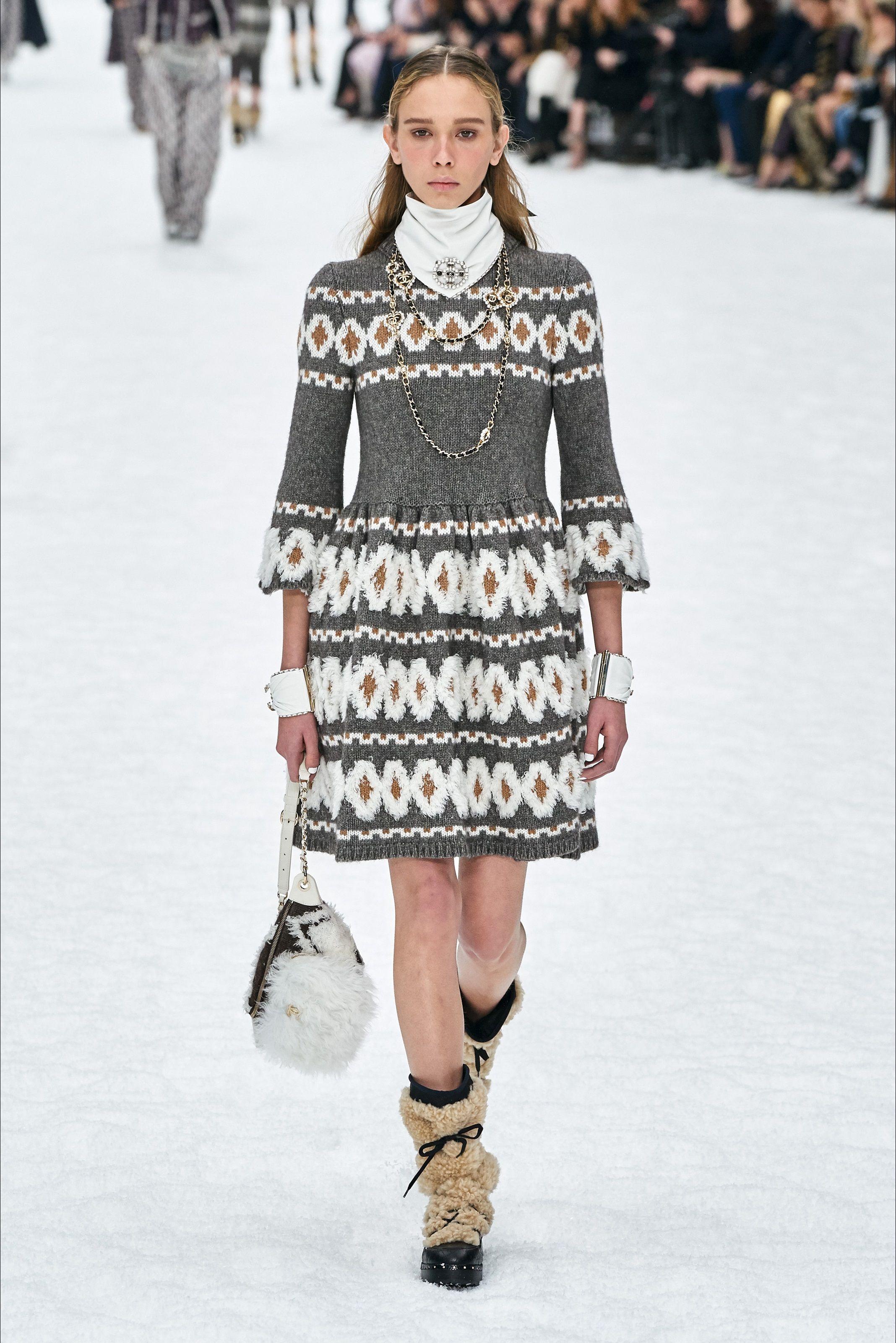 quality design 207d6 a5ec8 Sfilata Chanel Parigi - Collezioni Autunno Inverno 2019-20 ...