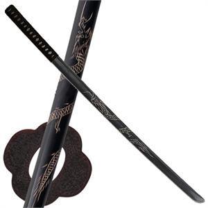 Dragon Datio Practice Kendo Traning Wooden Bokken Sword Set