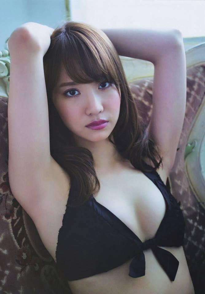 Nagao Mariya (永尾まりや). Mariyagi (まりやぎ)
