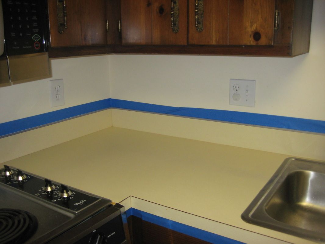 Countertops In Our Spare Time In 2020 Painting Countertops