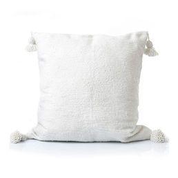 POMPOM tyynynpäällinen, valkoinen