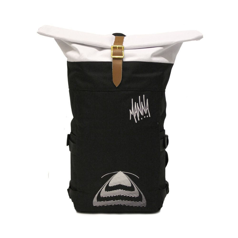 Moth // Roll-Top Backpack | Manna