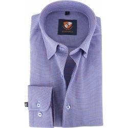 Suitable Hemd Blau Rot 141-3