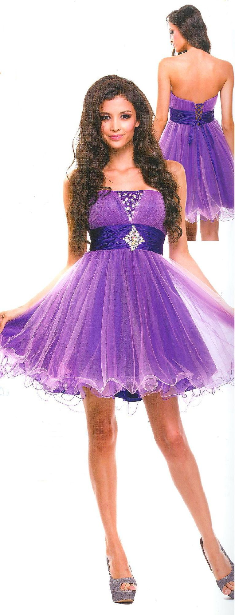 Prom dresswinter ball dress under star stepping just