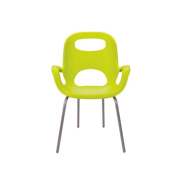 Perfect Karim Rashid Oh Chair (3.960 RUB) ❤ Liked On Polyvore Featuring Home,  Furniture