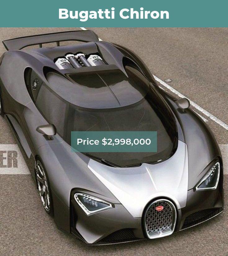 Bugatti Chiron Price: The Bugatti Chiron Price $2998000 #bugattichiron