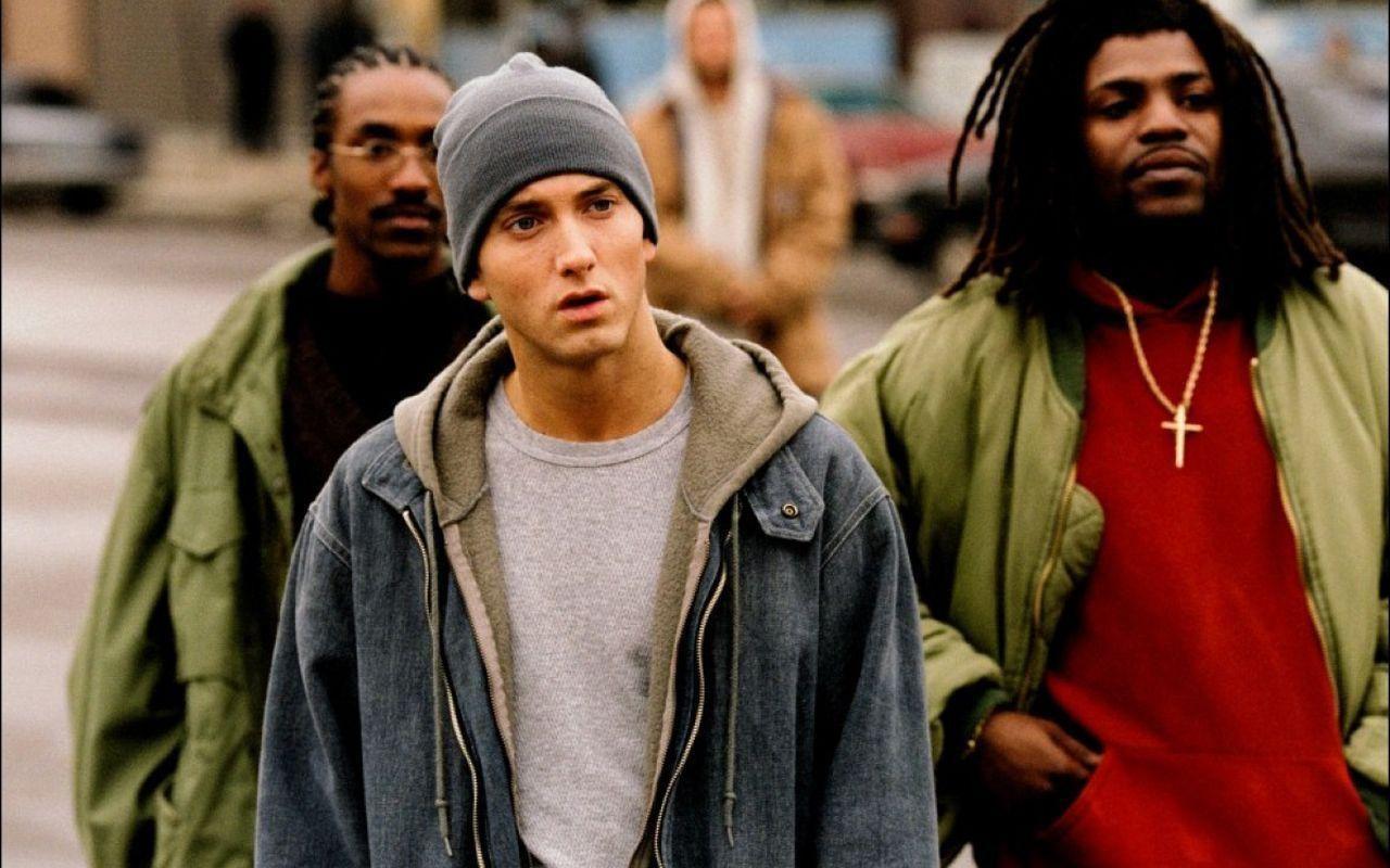 8 Mile Eminem Iphone Wallpaper in 2020 Eminem rap