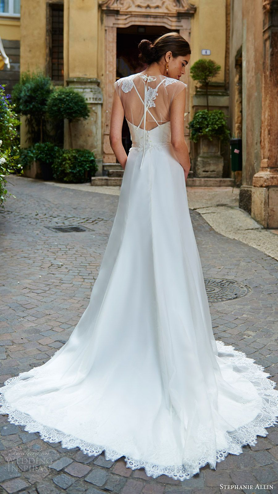 Stephanie allin wedding dresses bellissimo bridal collection