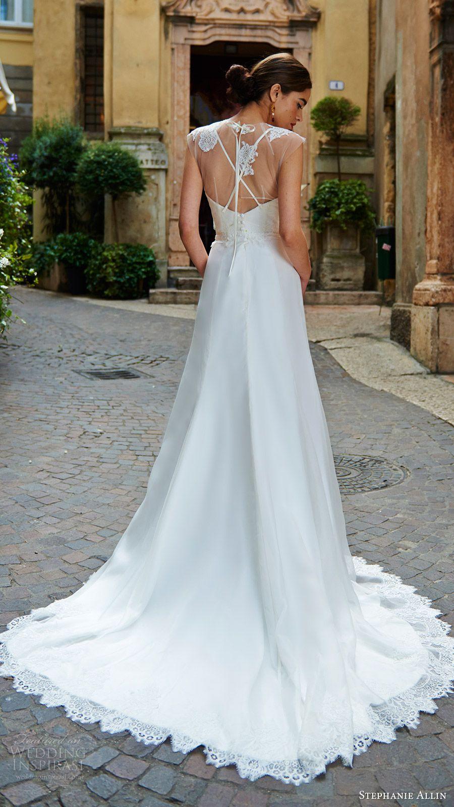 Stephanie Allin 2017 Wedding Dresses — Bellissimo Bridal Collection