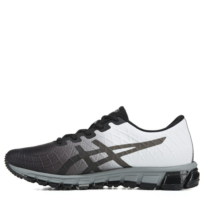 Men's GEL QUANTUM 180™ 4 | BLACKCLASSIC RED | Fitness | ASICS
