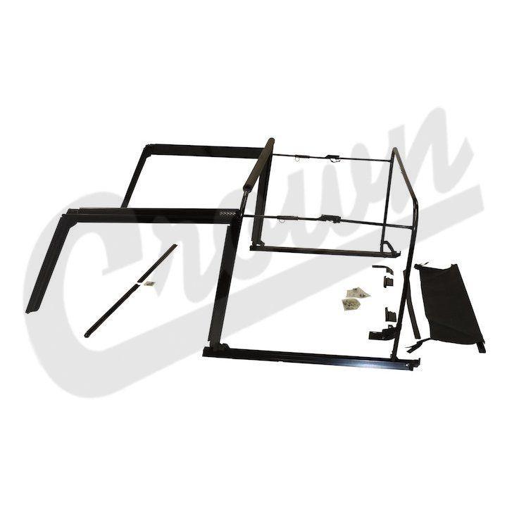 Soft Top Hardware Kit Jeep Yj Soft Tops Jeep Wrangler Yj