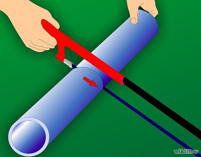 cut pvc pipe | rohre und pvc-röhren, Garten und erstellen