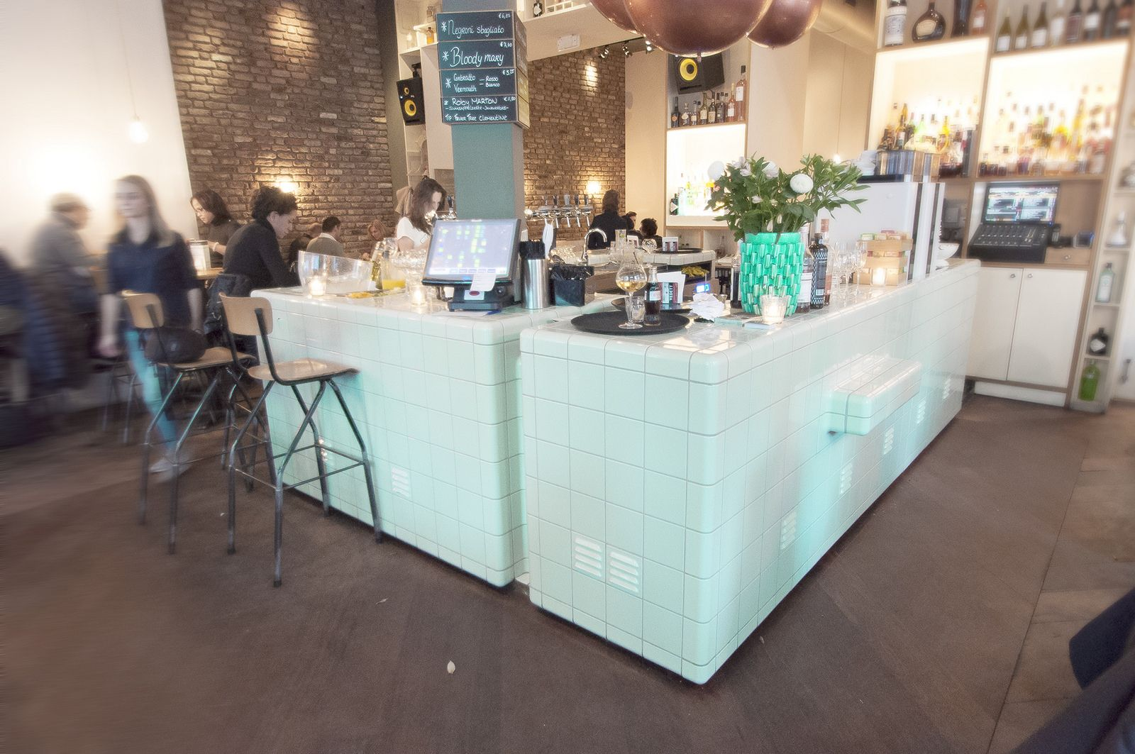 t Wycker Cabinet   Maastricht, Bar and Interiors
