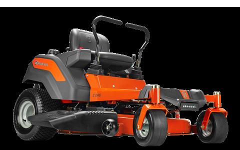 Z246 Zero turn lawn mowers, Lawn mower, Best zero turn mower