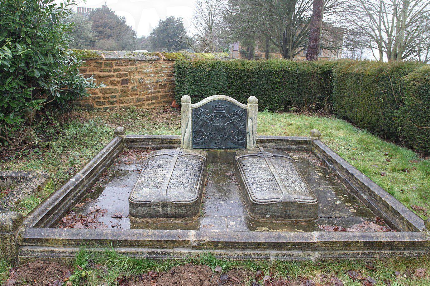 Princess Diana Burial Site The Image