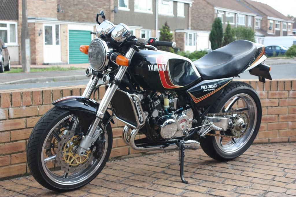 Fuel Injected Yamaha RD350 LC/YPVS Vroom Pinterest