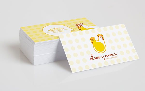 «Clara y Emma» (organic eggs) on Behance