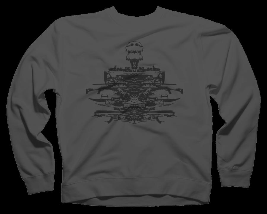 Atomic Disassembly Sweatshirt