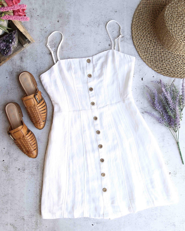 Cotton Candy La Julietta Button Down Woven Dress White Shophearts Cotton Candy La Cute Outfits With Leggings Fabulous Clothes