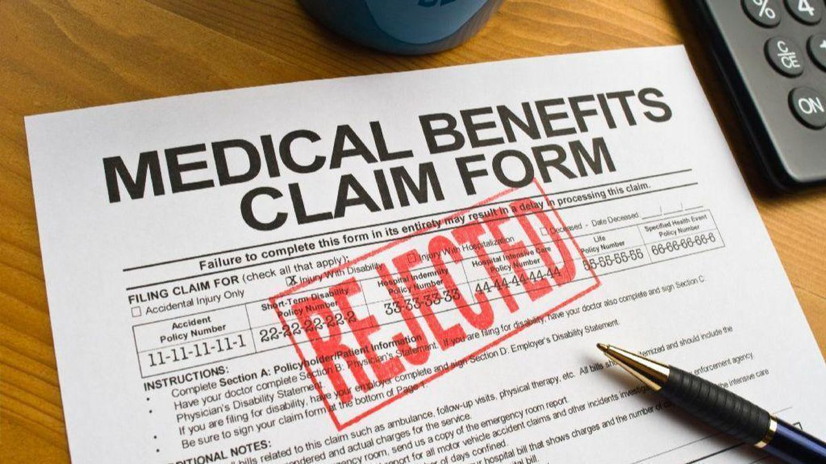 Your Insurer Denies A Valid Claim Because Of Lack Of Medical