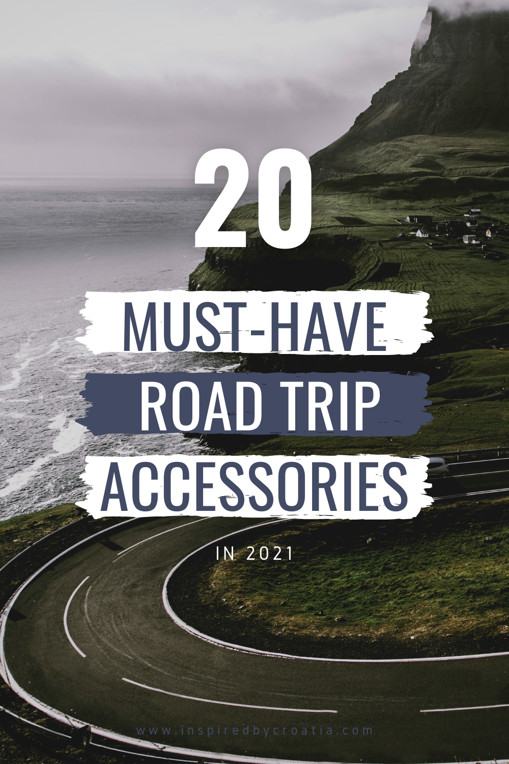 Must-Have Road Trip Essentials These 20 must-have