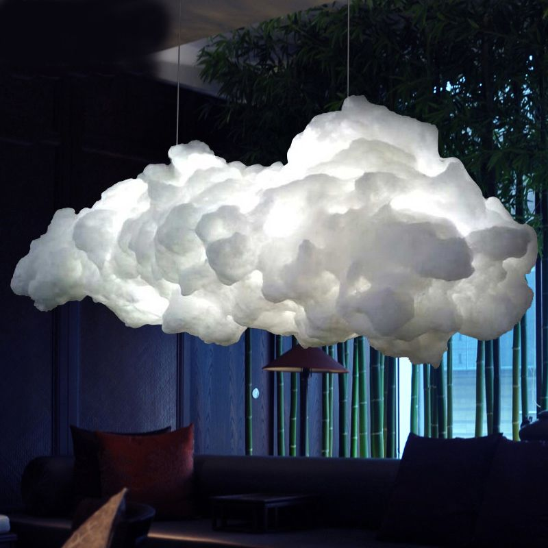 White Clouds Pendant Lights Led