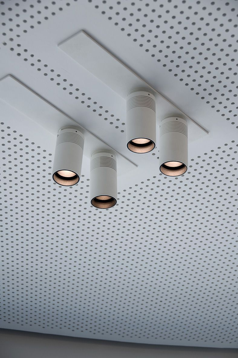 Lighting by PSLab for JCN Architects s.a.r.l. on Hermes, Beirut ...