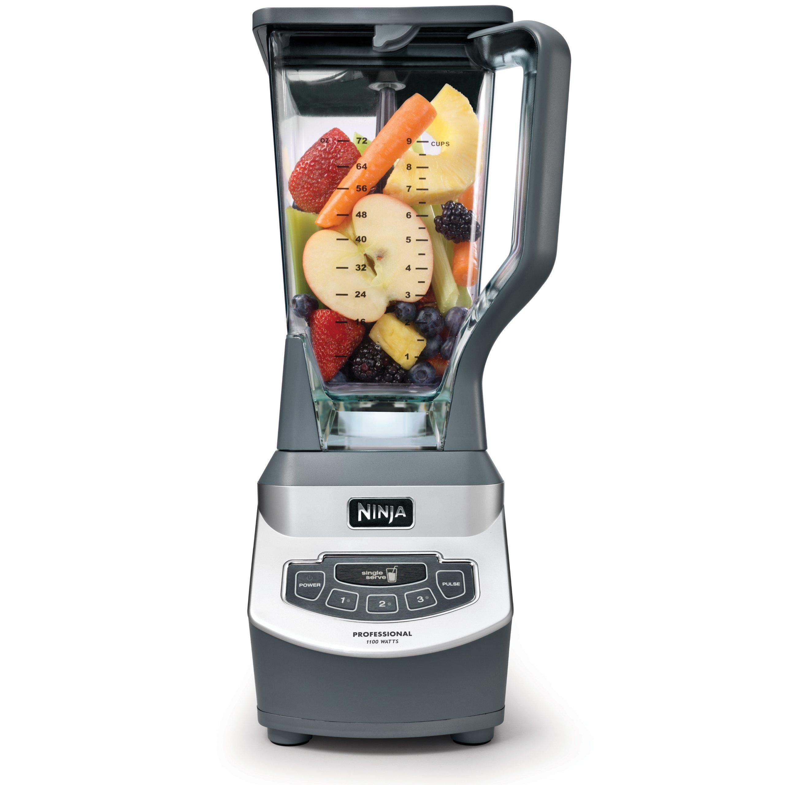 Amazon Com Ninja Professional Blender Bl660 Electric Countertop Blenders Kitchen Dining Professional Blender Ninja Professional Blender Smoothie Blender