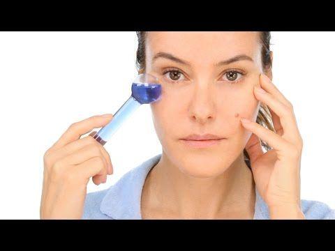 Facial Massage — the graceful light