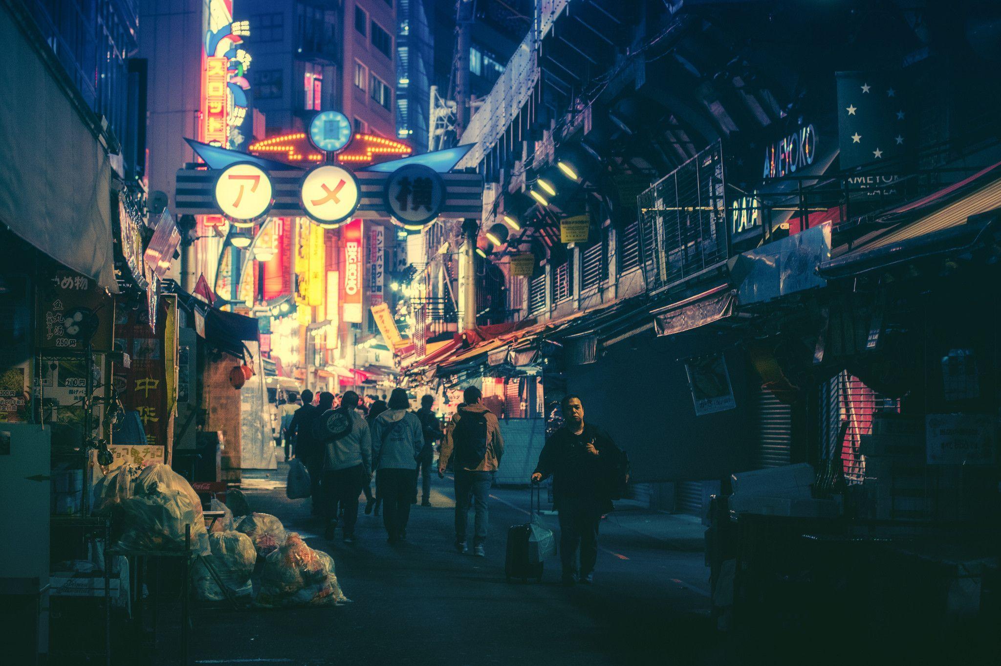 虚無的だが美しい!日本人の写真家が撮った東京の写真が話題に→海外「ホームシックになったw」 海外まとめネット   海外の反応まとめブログ