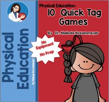 10 Quick Tag Games No Equipment Needed Games