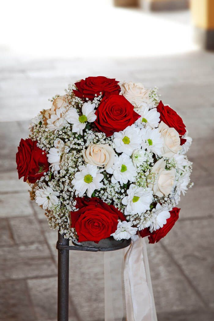 Hochzeitsdeko rot wei  Bildergalerie in 2019