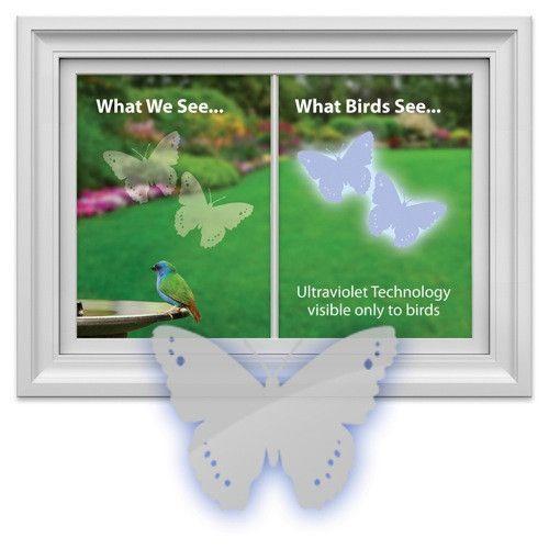 Window Alert Decals Prevent Bird Strikes Products - Window decals for birds strikes