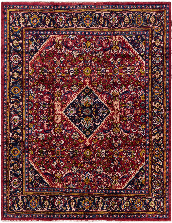 9 9 X 12 10 Mahal Persian Rug Persian Rug Rugs Antique