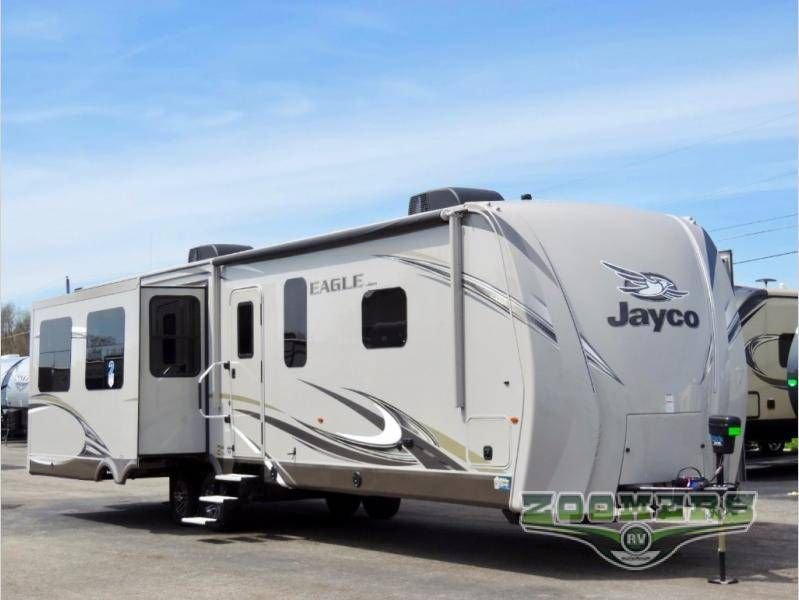 2017 Jayco Eagle 338rets For Sale Wabash In Rvt Com