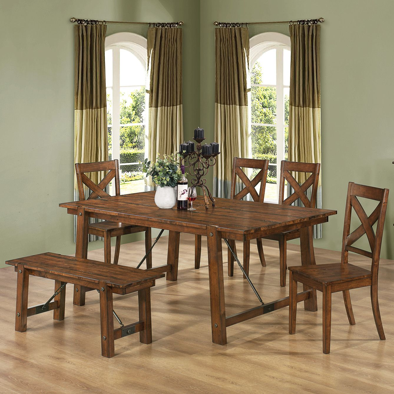 Wildon home tyler dining table reviews wayfair dining room room dzzzfo