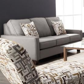 Crandall Ii Collection Condo Size Sofa Online Reviews