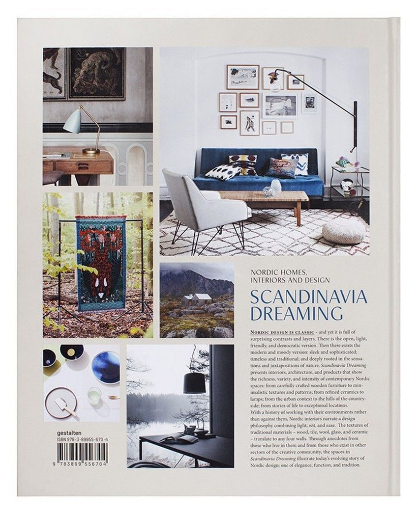Book Review: Scandinavia Dreaming - Nordic Homes, Interiors and ...