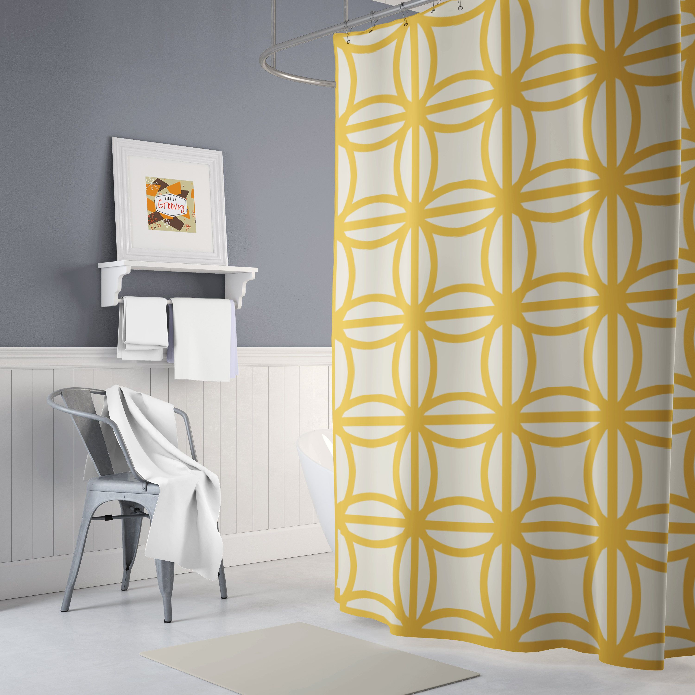 Vintage shower curtains - Retro Shower Curtain 70 S Shower Curtain Cool Shower Curtain Mid Century Shower Curtain